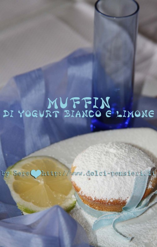 MUFFIN YOGURT E LIMONE (4)+