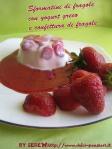 sformatini di fragole