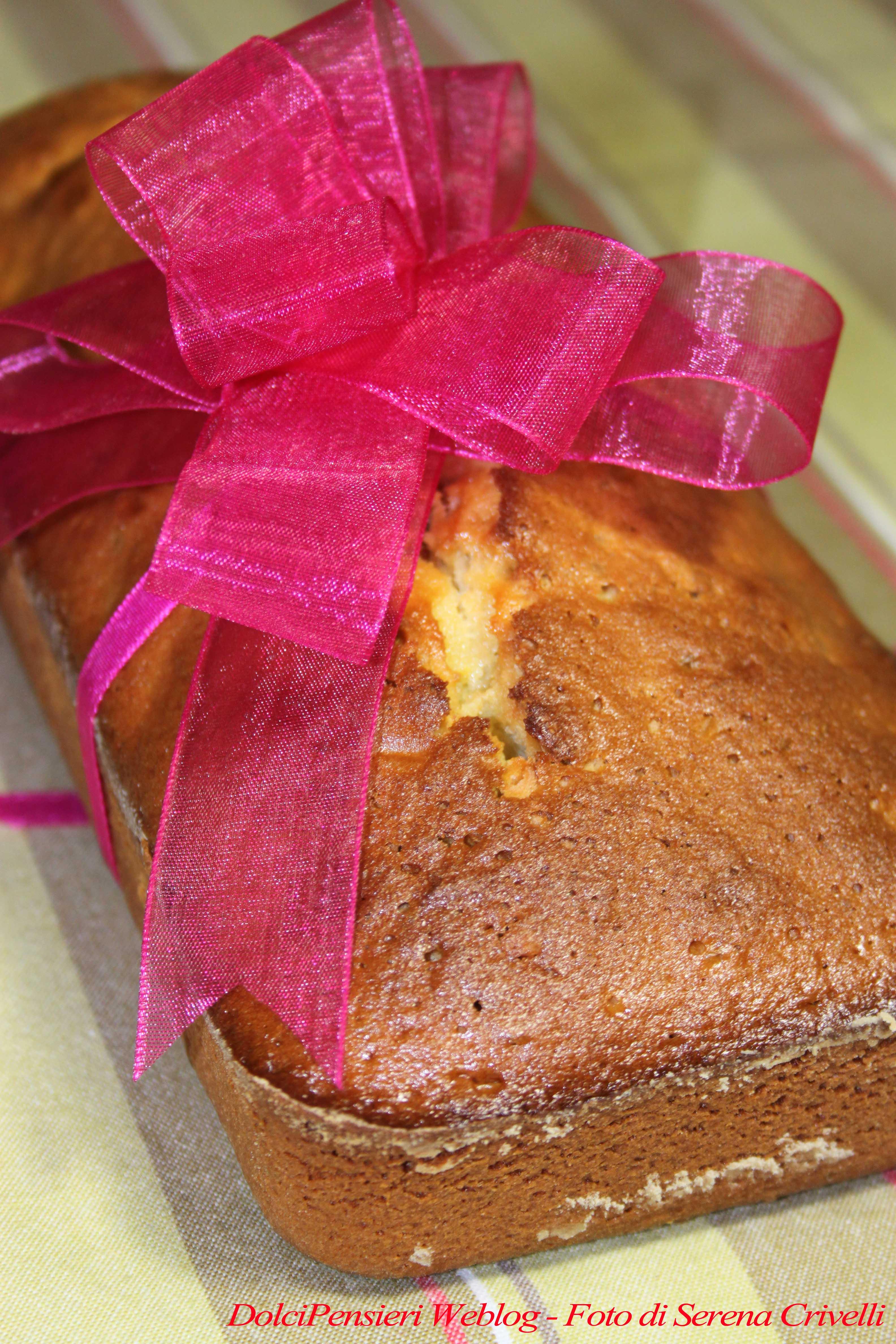 Plumcake all'arancia con miele e noci (14)+